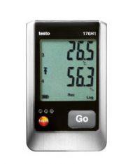 Testo 176 H1 — 4-канальный логгер данных температуры и влажности