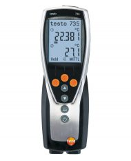 testo 735-1 - 3-х канальный термометр